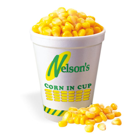 Corn On A Cup Fast Food